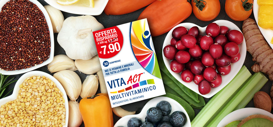 vita act multivitaminico