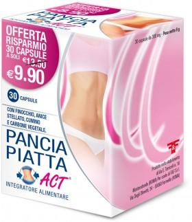 PANCIA PIATTA ACT