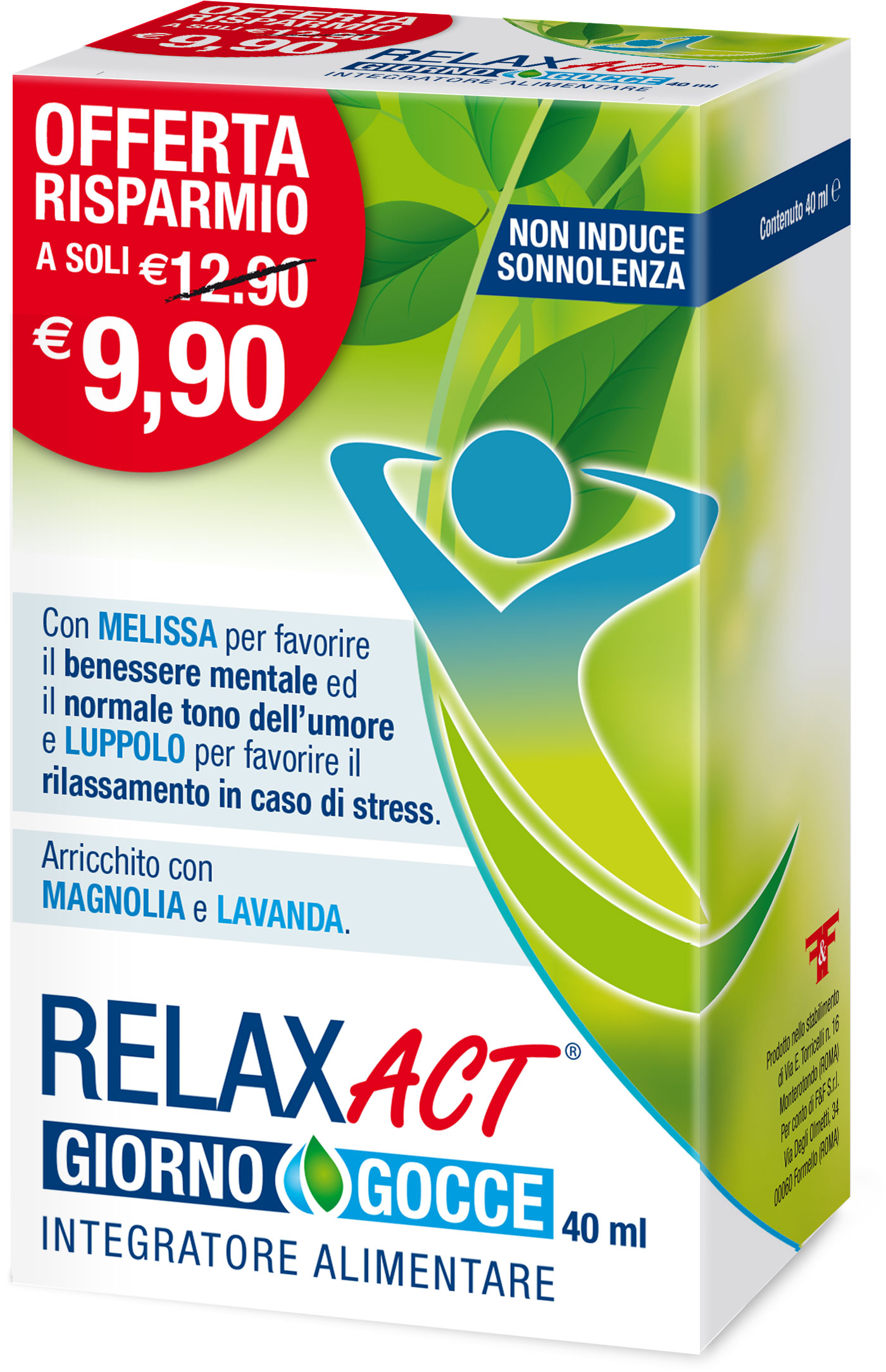 RELAX ACT GIORNO GOCCE